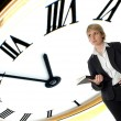 time concept — Stock Photo