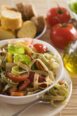 Fresh pasta — Stockfoto