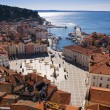 Piran city — Stock Photo #9764179