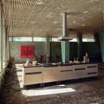 Luxury kitchen — Stock Photo #10006777