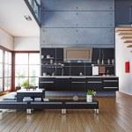 Kitchen interior — Stock Photo #10238117
