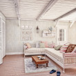 Provence interior — Stock Photo #10596833