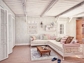 Provence interior — Stock Photo