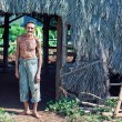 Cuban farmer — Stock Photo