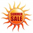summer sale — Stock Photo #10524155