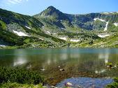 Montagne lac 2 — Photo