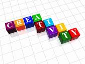 Creativity in colour 2 — Stock Photo