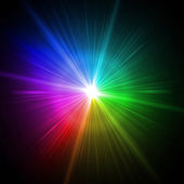Colorful light — Stock Photo