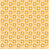 Orange flower wallpaper — Stock Photo