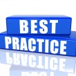 Stock Photo: Best practice
