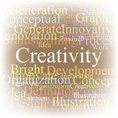 Creativity — Wektor stockowy