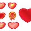 Hearts — Stock Vector #9571635