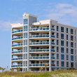 New Beach Condominiums — Stock Photo #10198737