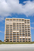 New Beach Condominiums — Stock Photo