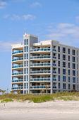 Nieuwe strand appartementen — Stockfoto