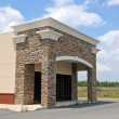 Stock Photo: New Commercial Building