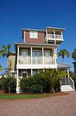 Nya florida beach house — Stockfoto