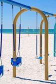 Balançoire de plage — Photo
