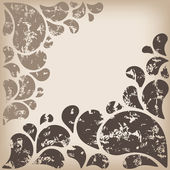 Abstract ornament - vintage style — Foto de Stock