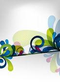 Colorful vector design — Foto de Stock