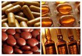 Coleção de imagens de medicina 3 — Foto Stock