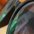 Sunglasses close up — Stock Photo