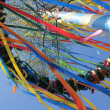 Stock Photo: Germmaypole