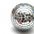 Disco ball isolated — Stock Photo #8286175