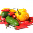 Chillies — Stock Photo