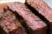Steak slices — Stock Photo