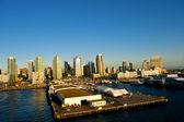 Port of San Diego — Stock Photo