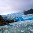 Stock Photo: Sawyer Glacier