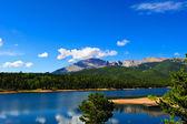 Crystal Reservoir — Stock Photo