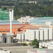 Stock Photo: Industrial Plant afternoon