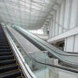 Escalator in the shopping mall — Stock Photo #10017838