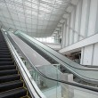 Escalator in the shopping mall — Stock Photo