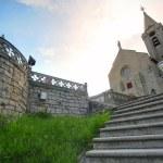 Church in macau — Stock Photo #10677968