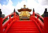 Chi lin Nunnery, Hong Kong — Stock Photo