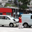 Car accident — Foto de Stock