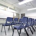 Empty classroom — Stock Photo #8611109