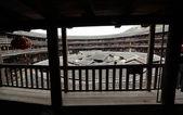 Fujian tulou speciální čínská architektura — Stockfoto