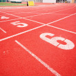 Running track — Stock Photo #9467255