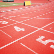 Running track — Stock Photo #9467262