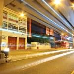 Traffic in city — Stock Photo
