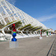 The City of Arts and Sciences Valencia — Stock Photo #10279128
