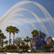 Royalty-Free Stock Photo: The City of Arts and Sciences Valencia