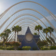 The City of Arts and Sciences Valencia — Stock Photo #10279549