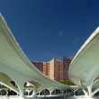The City of Arts and Sciences Valencia — Stock Photo #10280337
