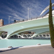 Stock Photo: The City of Arts and Sciences Valencia