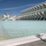 The City of Arts and Sciences Valencia — Stock Photo
